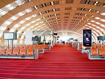 Aéroport Roissy CDG